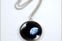 Medalion, naszyjnik - Earth - Ziemia