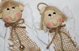 Anioły Świąteczne - Tola i Tomek...