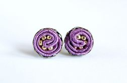 Mini Swirls Violet