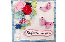 Kartka na ślub lub urodziny/imieniny - #639