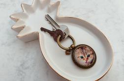 Brelok do kluczy kot - Fabricate