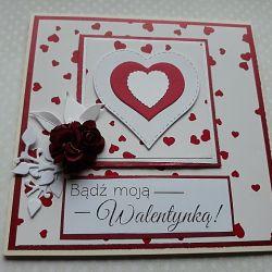 Kartka Walentynki 2