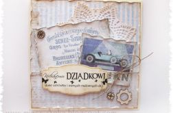 Wyjątkowa KARTKA dla DZIADKA - 3