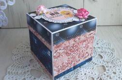 Exploding box 18 urodziny osiemnastka GOTOWY