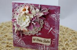 Na ślub w fioletach
