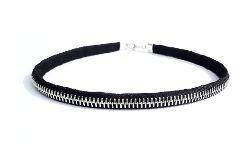 Choker - bransoletka - biżuteria 2w1