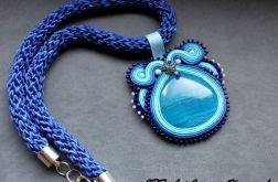 Naszyjnik Wielki błękit