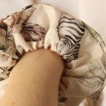 Gumka do włosów safari motyw zwierzęcy - Akcesoria do włosów motyw safari