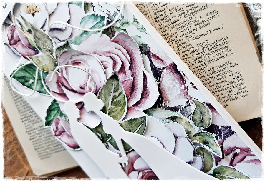 W Dniu Ślubu - róże -