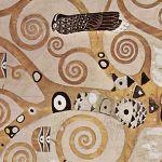 Szal - Gustaw Klimt, Drzewo życia