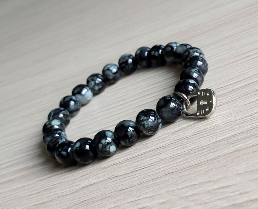 "Zestaw elegance ""black & grey"""