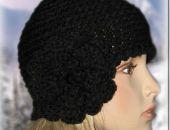 czapka degra-4 czarna