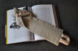Zakładka do książki - Anioł z lnu