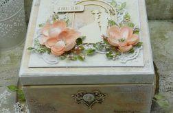 Pudełko ślubne - niezbędnik małżeński NM6