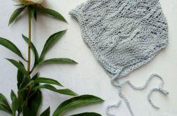 niemowlęca czapka z bawełny organicznej