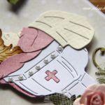 Chrzcielnica - chrzest dziewczynki