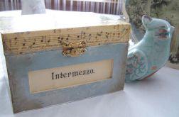 Szkatułka Intermezzo
