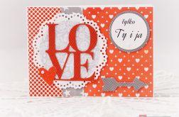 walentynkowe LOVE I (karnet)