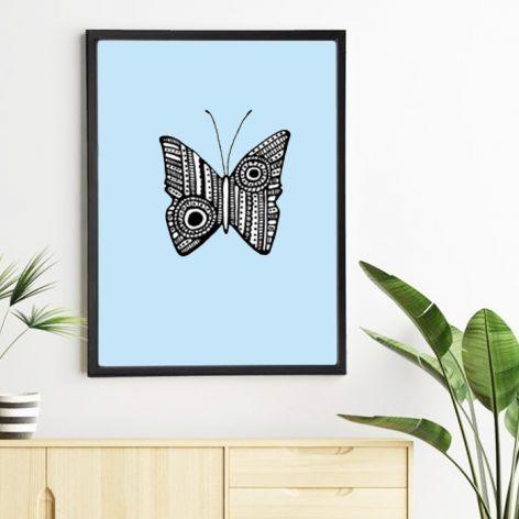 Plakat Motyl