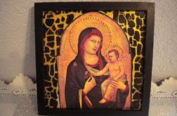 ikona - Maryja