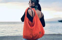 Torba Mili Chic MC7 - pomarańczowa