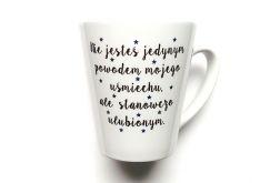 KUBEK Latte UŚMIECH