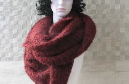 Zimowy Szal - Oversized