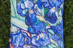 Poduszka - Irysy, van Gogh