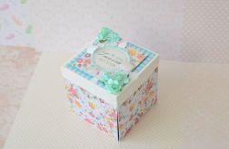 Exploding box urodziny niebieski1