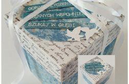 Pudełko exploding box urodziny #02