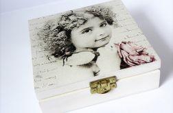RETRO - szkatułka