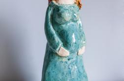 Brzemienna Ruda - ceramiczna figurka