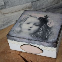 Pudełko szkatułka Urodziny, Święta