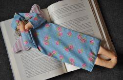 Zakładka do książki - anioł błękitny