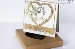 Pamiątka I Komunii Świętej w pudełku #1