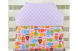 Poduszka dla dziecka - Domek Sowy 2