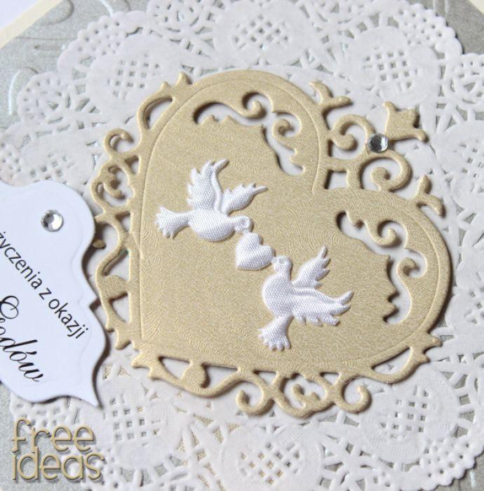 Kartka z okazji 50 rocznicy ślubu Złote Gody