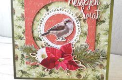 Kartka świąteczna Boże Narodzenie, ver.3