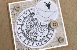 Znaki Zodiaku - Koziorożec