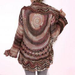 Sweter handmade