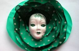 Broszka z kolekcji Masquerade - Dotted Queen
