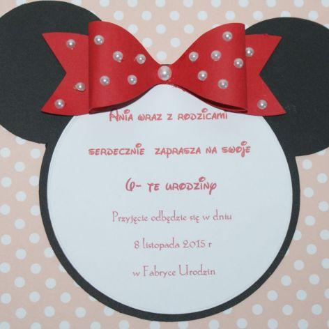 Zaproszenia z Miki