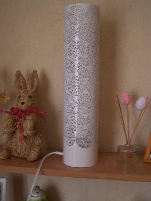 lampa stołowa- koła -
