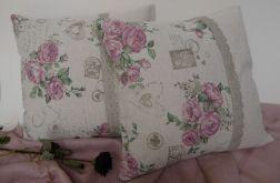 Poszewka róże retro