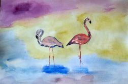 akwarela ptaki 1