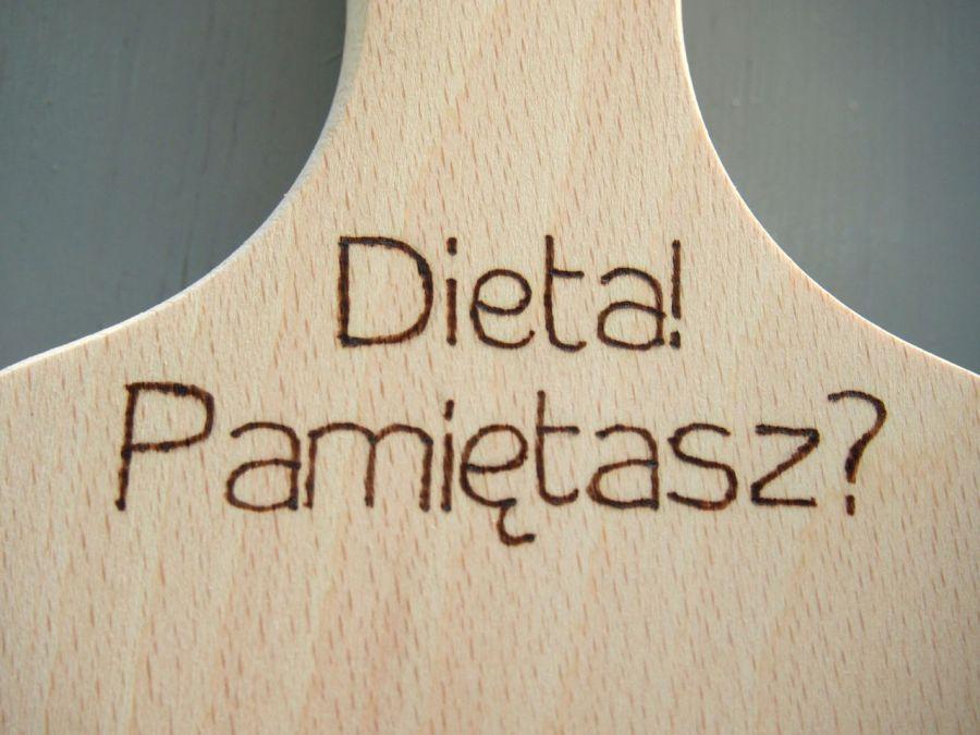 deska dietetyczna