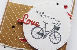 Walentynka - rower