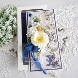 Kartka urodzinowa w pudełku 179
