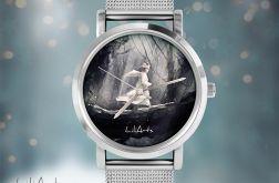 Zegarek, bransoletka - Magiczny las