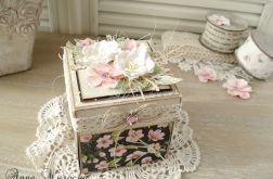 Urodzinowy Exploding Box - Cherry Blossom